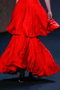 Christian Dior FALL 2013 COUTURE..flouncy.. flouncy