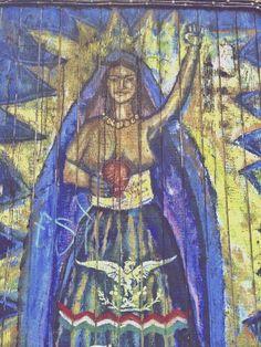 FRIDA street art   Boho Luxe Adventures with Amanacer (P.S. Follow on Insta @Amanacer125)