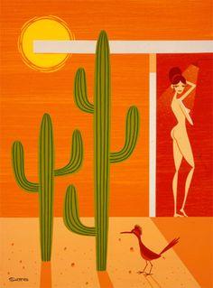 Desert Shower (fr)
