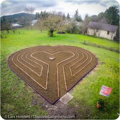Bed and Breakfast Labyrinth