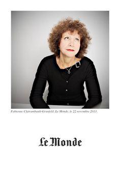 Le Monde, Fabienne Clairambault-Grunfeld #polaroid #picture #vintage #connectedphotos