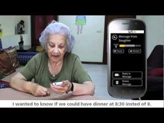 Smart Companion is an Android customization that was specially designed to address seniors' goals and needs. It aims to be a permanently available companion to support seniors in their daily activities, through a number of tools, from messaging to music player applications.