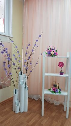 Home Decorators Collection Vanity HomeDecoratingProjects Code: 4540920145 DIYHomeDecorFlowers Diy Home Crafts, Diy Arts And Crafts, Diy Home Decor, Diy Cardboard Furniture, Cardboard Crafts, Bedroom Decor, Wall Decor, Art N Craft, Diy Flowers