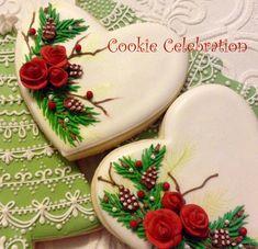 Christmas Hearts (Cookie Celebration)
