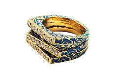 Florentine Stackable Ring on OneKingsLane.com