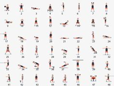 48 easy steps to stay fit