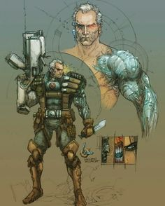 Cable by Kenneth Rocafort.