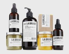 L:A Brucket — The Dieline