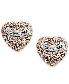 Juicy Couture Earrings, :)