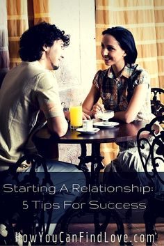 Regardless whether you found love online or through the traditional avenues, starting a relationship is a fun and exciting time in your life. The newness and potential makes it hard to sleep and eager to find out what is to come. But it can also be scary because of how many relationships come and go and even how many never get off of the ground. So how do you position yourself to give your budding romance the best shot at turning into an amazing relationship? Below are 5 tips for starting a…