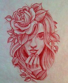 Un disegno fatto con i colori
