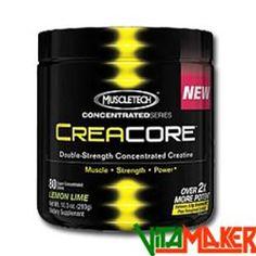 Creatina per moltiplicare energia e forza per duri allenamenti.