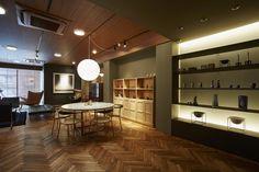 デンマークの高級家具専門店ダンス ムーベル ギャラリー がオープン