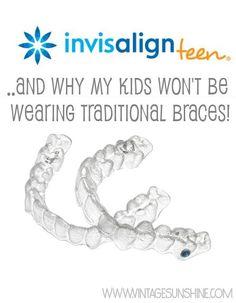 Kids Braces, Teeth Straightening, Love Your Smile, Natural Teeth Whitening, Orthodontics, Dental Health, Natural Health, Teen, Blog