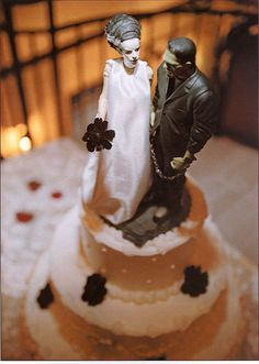 Granted I don't want to get married BUT if I ever did this would definitely top my cake :)
