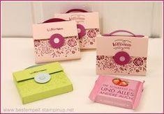 Karten, Verpackungen, Scrapbooking und mehr mit den Produkten von Stampin´ Up!