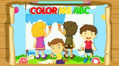 [Short Film .Tv] Colors for children -  Art Colors for Children - Kids L...