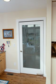 This is just the perfect PANTRY door for this remodel in Southern Shores, NC Custom Homes, Pantry, Southern, Windows, Doors, Pantry Room, Butler Pantry, Puertas, Larder Storage