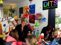 Open Atelier bij www.dits-styling.nl in Lith (Oss) tijdens de open zondagen van de www.Maasmeanders.nl