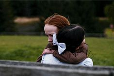 """Anne and Diana in """"Anne"""" (2017) #KindredSpirit #Annetheseries #CBC #Netflix """"Anne with an E"""""""
