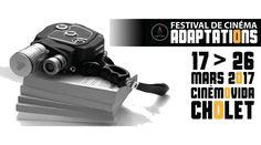 Venez découvrir de nombreux films au Festival du Cinéma de #Cholet du 30 mars au 8 avril. Après la séance, poursuivez la soirée au bar de l'hôtel #Mercure Cholet Centre. #HotelCholet