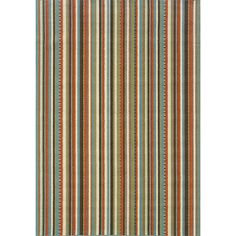 @Overstock - Primary materials: Polypropylene  Pile height: 0.24 inches  Style: Outdoor  http://www.overstock.com/Home-Garden/Caprina-Blue-Ivory-Outdoor-Area-Rug-53-x-76/6233184/product.html?CID=214117 $96.99