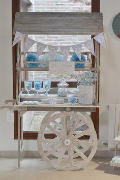 Kit de fiesta azul | Na Lua Dulce