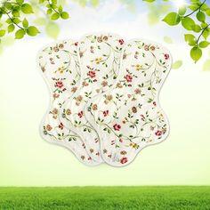 Oragnic Reusable Cloth Menstrual pad / Sanitary napkin Large 3pcs (Erin flower) in Health & Beauty, Health Care, Feminine Care | eBay