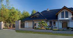 Sjekk ut vår Facebook side for mer info om Villagjerder og porter Home Fashion, Cabin, Mansions, House Styles, Outdoor Decor, Facebook, Home Decor, Decoration Home, Manor Houses