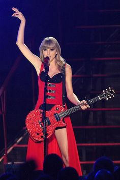 The Red Tour <---- Taylor was amazing
