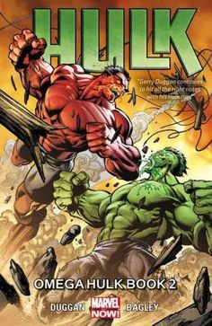 Hulk 3: Omega Hulk Book 2 (Marvel Now!) (Paperback) by Marvel