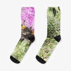 My Socks, Crew Socks, Chiffon Tops, Bee, Printed, Knitting, Awesome, Stuff To Buy, Accessories