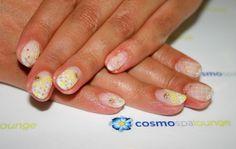 #biosculptureusa #nailart #spring #manicure #cosmospalounge #bride #bridal #bridesmaid #wedding #fun