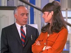 Get Smart: Season 4, Episode 24 Greer Window (15 Mar. 1969) Mel Brooks, Buck Henry,  Edward Platt , Chief,  Barbara Feldon , Agent 99,