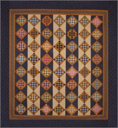 Wheatland by Bonnie Blue Quilts