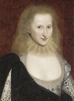 Portrait of a lady, said to be Anne of Denmark, half-length, in a white embroidered dress sold by Christies White Embroidered Dress, Embroidered Clothes, Embroidered Jacket, 17th Century Fashion, 17th Century Art, Anne Of Denmark, Renaissance, Elizabethan Fashion, Old Portraits