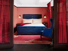 Gramercy Park Hotel bedroom