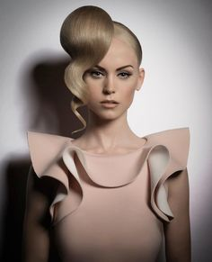 Hair and Beauty Magazine. Free Photo gallery of hair styles. Creative Hairstyles, Cool Hairstyles, Wig Styles, Curly Hair Styles, High Fashion Hair, Competition Hair, Avant Garde Hair, Runway Hair, Hair Photography