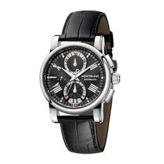 Reliable Montblanc Chronograph Watches