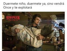 Read from the story Memes de Stranger Things by softxrw (( ͡°ᴥ ͡° ʋ)) with reads. Stranger Things Funny, Stranger Things Netflix, Saints Memes, Funny Memes, Jokes, I Call You, Best Series, Series Movies, Read News