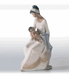 Lladro 06851 A mother's embrace  I got this one, for Mother's Day!