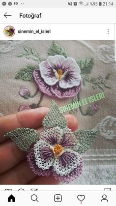 Needle Lace, Knots, Floral, Flowers, Jewelry, Embroidery, Bow Buns, Hairstyle Man, Accessories