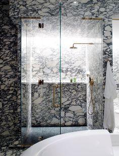 David Collins / Marble bath //