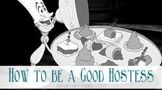 How to be a good hostess - Ask Anna