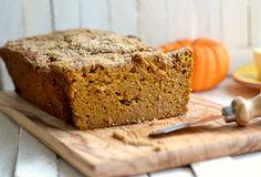 low fat pumpkin bread