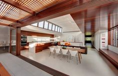 Queens Park Residence by CplusC Architects and Builders 02