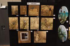 Carol Theologo Gallery Wall, Artists, Frame, Artwork, Home Decor, Homemade Home Decor, Work Of Art, A Frame, Frames