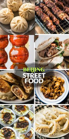 An Introduction to Beijing Street Food (北京小吃) Chinese Street Food, Asian Street Food, Japanese Street Food, Best Street Food, Chinese Food, Korea Street Food, Green Chutney Recipe, Chutney Recipes, Vegan Dishes