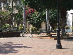Parque Duarte at Colonial Zone, Santo Domingo