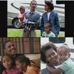 The #ObamaFamily